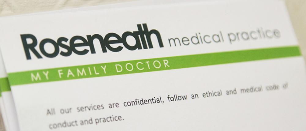 Doctor in Richmond near London